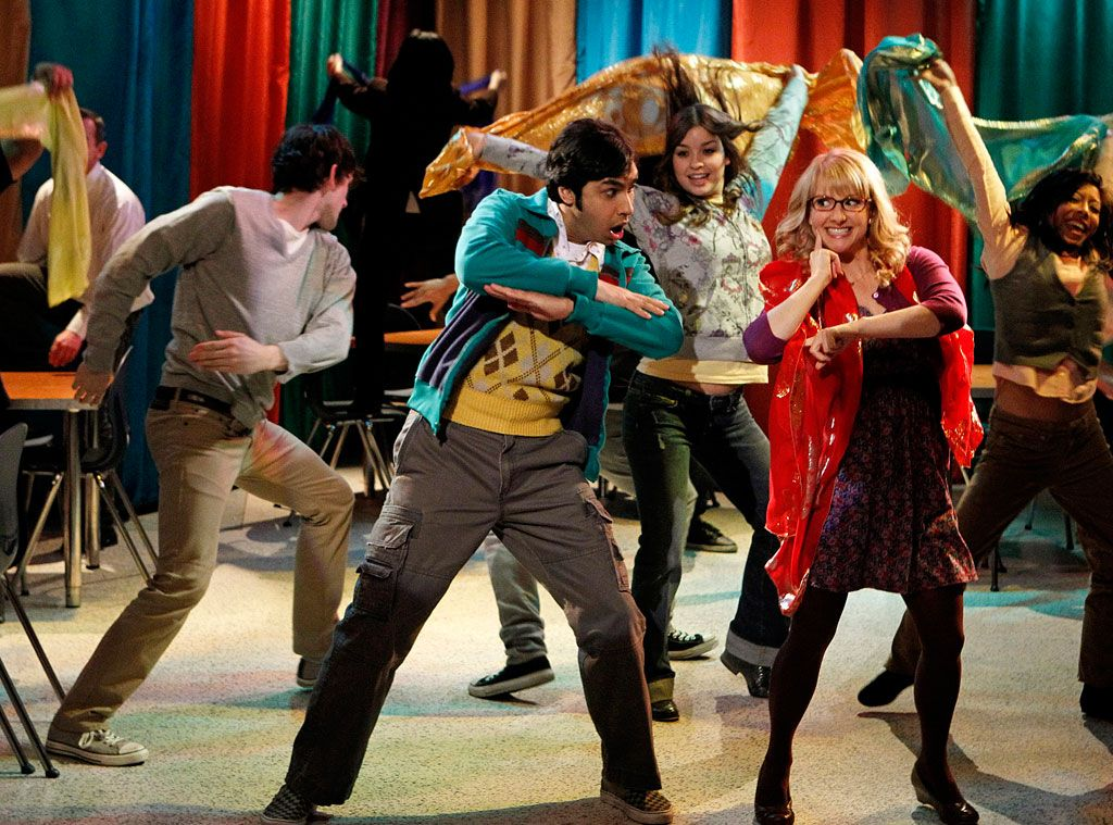 """""""The Thespian Catalyst"""" from Big Bang Theory: LOL Moments 