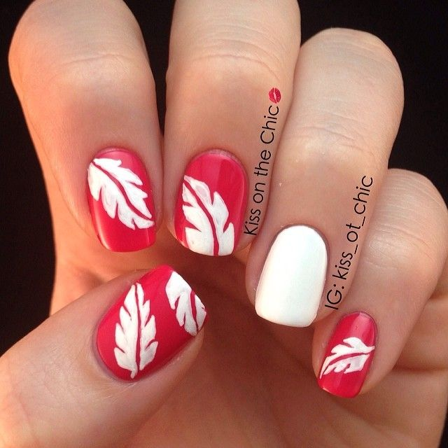 Disney Nailart Nails Pinterest Nail Nail Kiss And Hot Nails