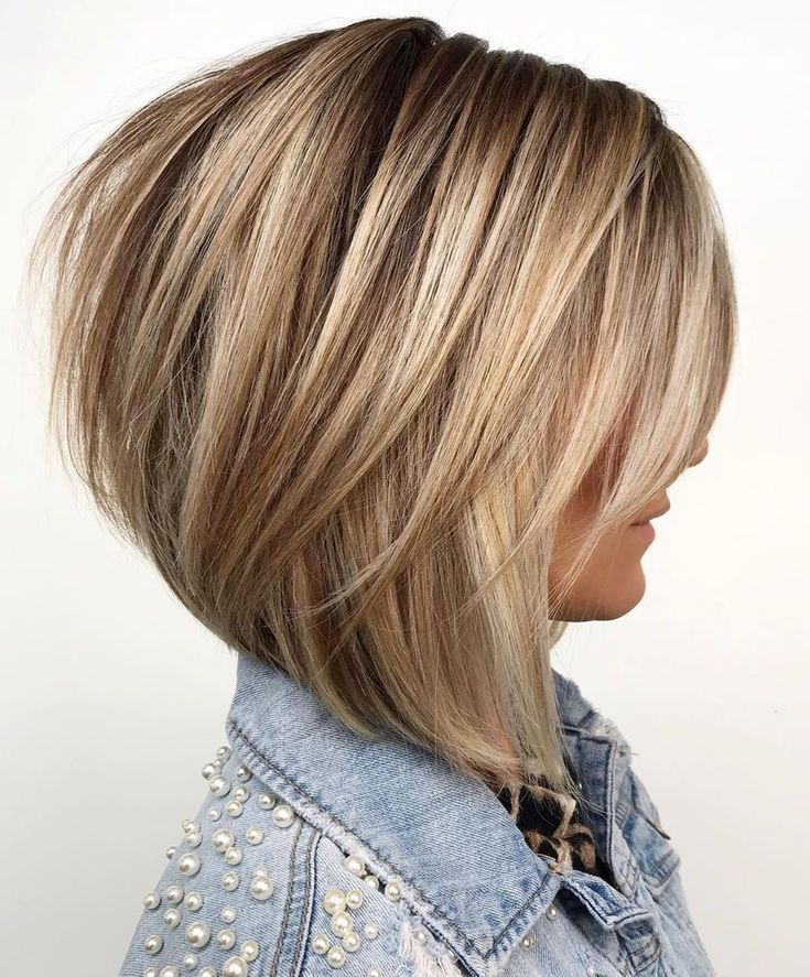 60 Layered Bob Styles: Modern Haircuts with Layers for Any Occasion - #Bob #Haircuts #Layered #Layers #Modern #Occasion #styles #shortlayeredhaircuts