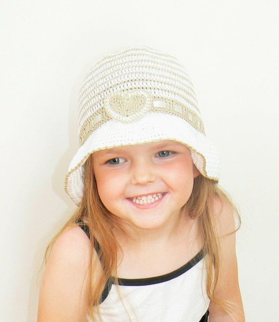 Girls Summer Hat Sun Protection Hat Floppy Sun Hat by 2mice | 2mice ...