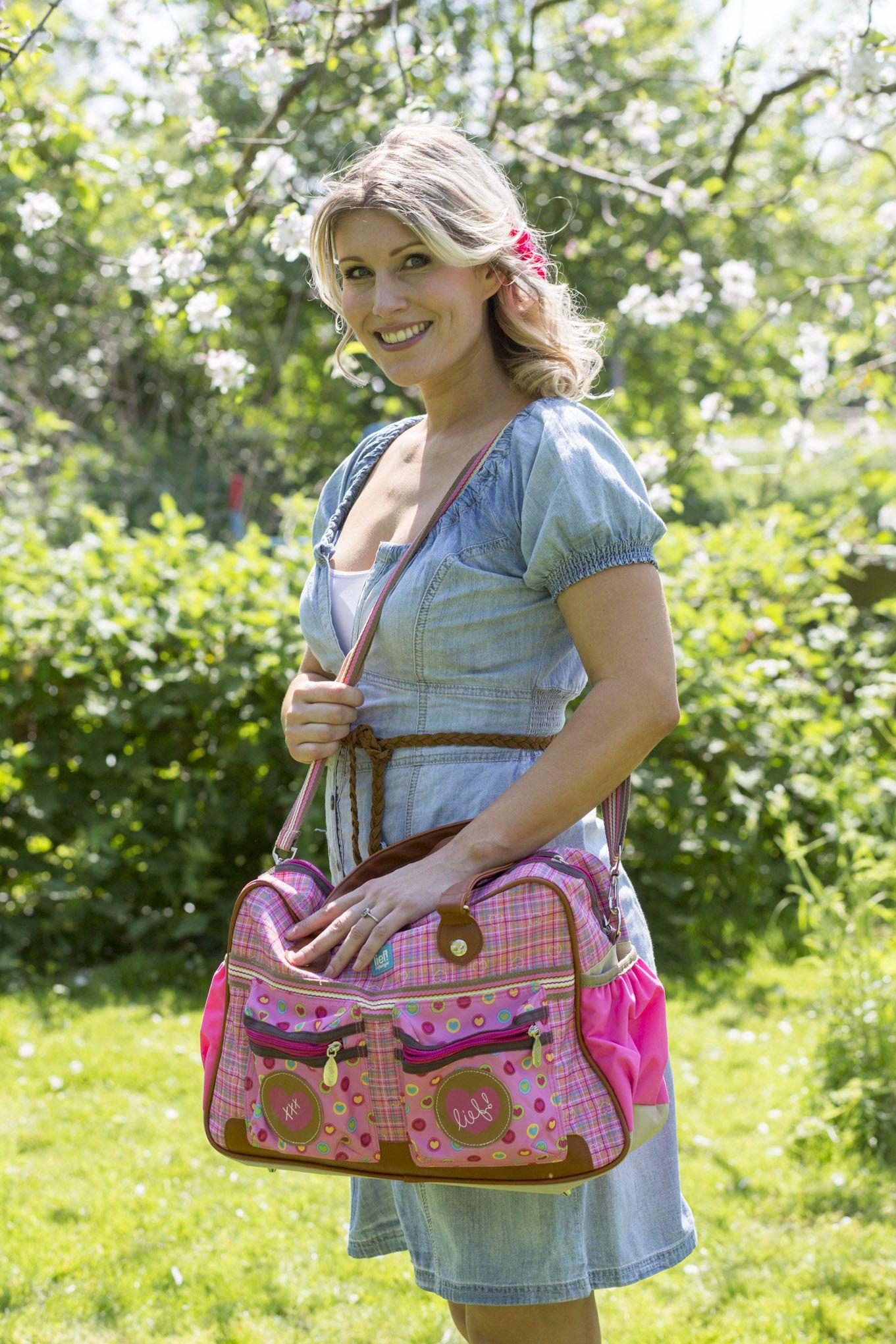 6f675a6cae7 lief! lifestyle luiertas roze diaper bag verzorgingstas pink /  #lieflifestyle #luiertas #verzorgingstas