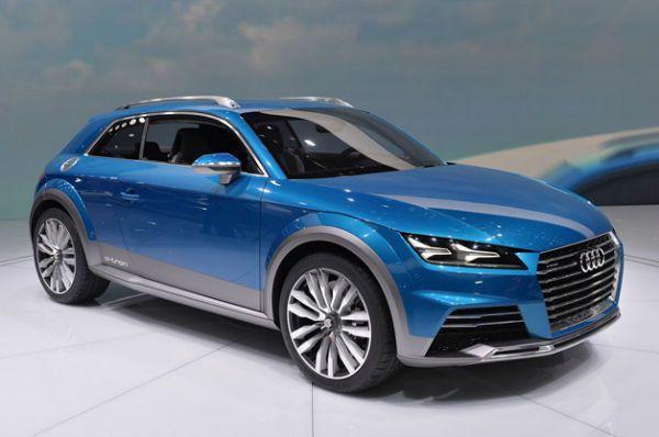 Audi Allroad 2015 USA