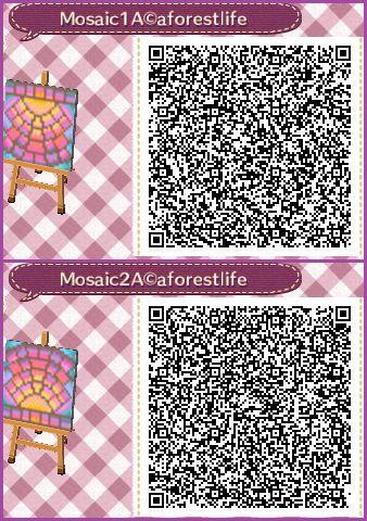 Animal Crossing Qr Pebbles 33 By Cloudyrei On Deviantart T