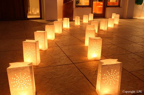Decoracion romantica con velas buscar con google decoration home pinterest search - Decorar con velas ...