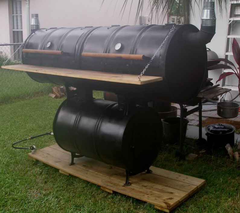 Harbor Freight Electric Smoker : Harbor freight tools using double cut saw to make a