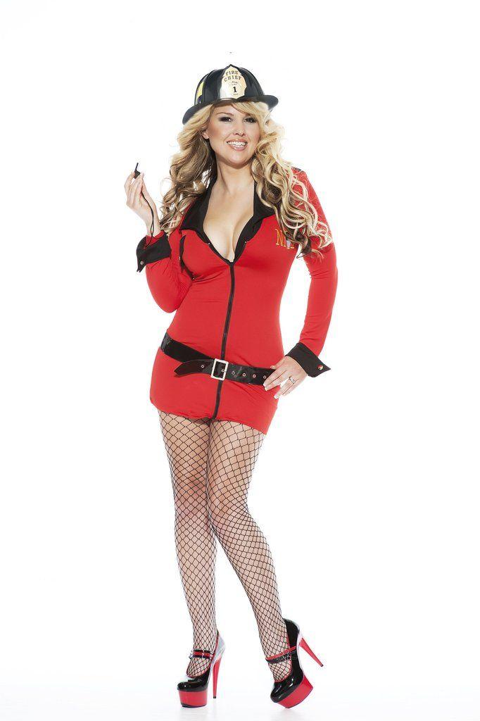 Nla39 Sexy Firewoman Sale Fancy Dress Costume In 2018 Adult