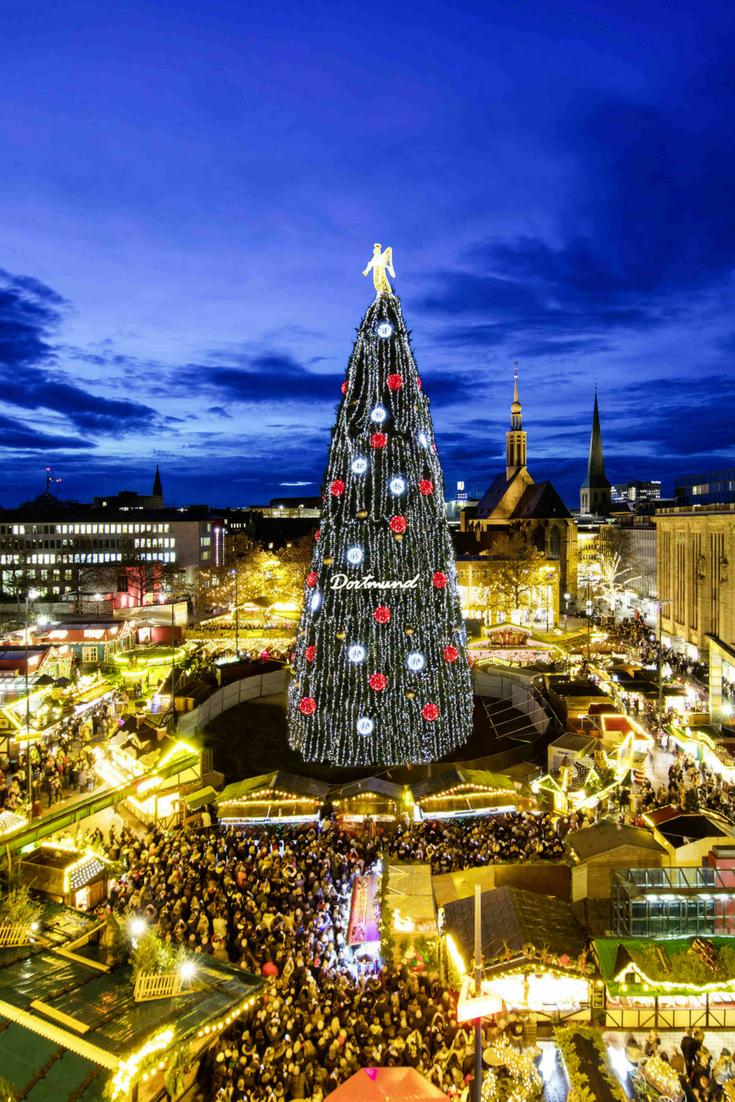 Der Schönste Weihnachtsmarkt.Kennst Du Schon Den Weihnachtsmarkt In Dortmund Im Ruhrgebiet Er