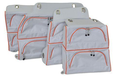 packtaschen caddy maxi 4 st ck bulli campingbus. Black Bedroom Furniture Sets. Home Design Ideas