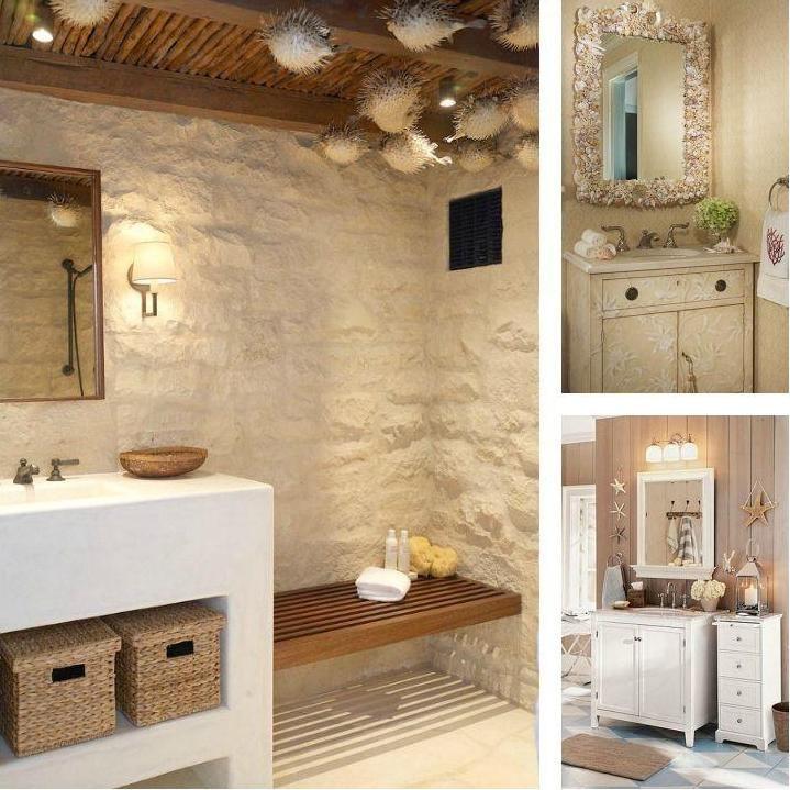 Photos de salle de bain de style de style méditerranéen  villa