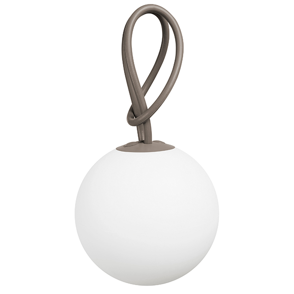 Fatboy S Bolleke Is A Fun Rechargeable Lamp That Resembles A Large Glowing Pearl When Lit Suitable For Use Both Indoors And Ou In 2020 Lamp Modern Lamp Portable Light