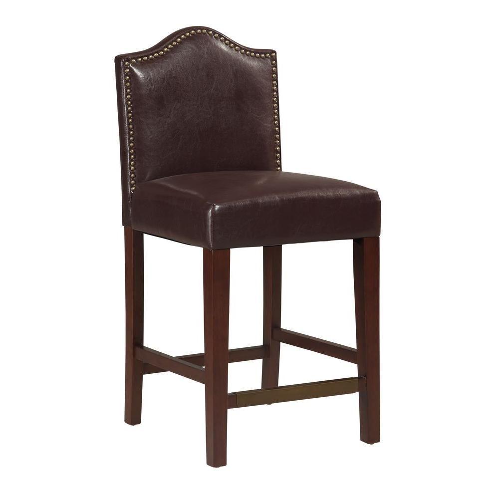 10++ Linon home decor bar stool information