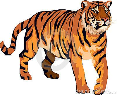Image result for tiger clipart