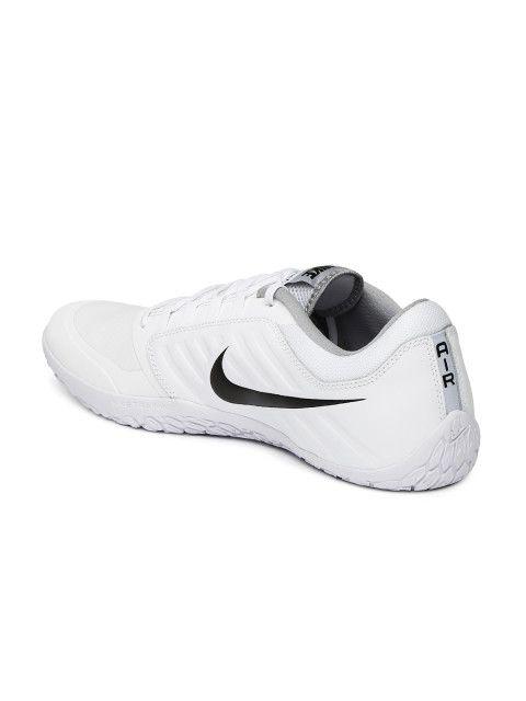 Buy Nike Men White Air Pernix Leather Training Shoes ...