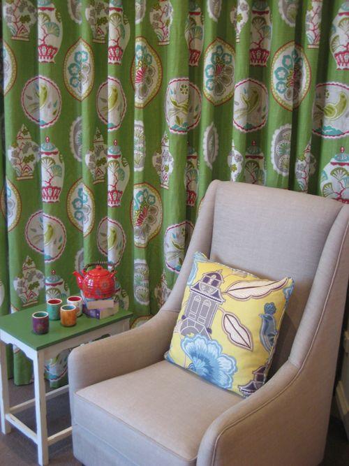 Available From Expresscurtainsandblinds Com Au Warwick Fabrics Cherry Garden Collection Warwick Fabrics Furniture Fabric Furnishings