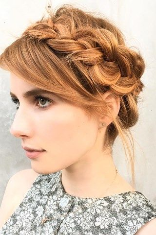 best hairstyle ideas for wedding guests  updos for medium