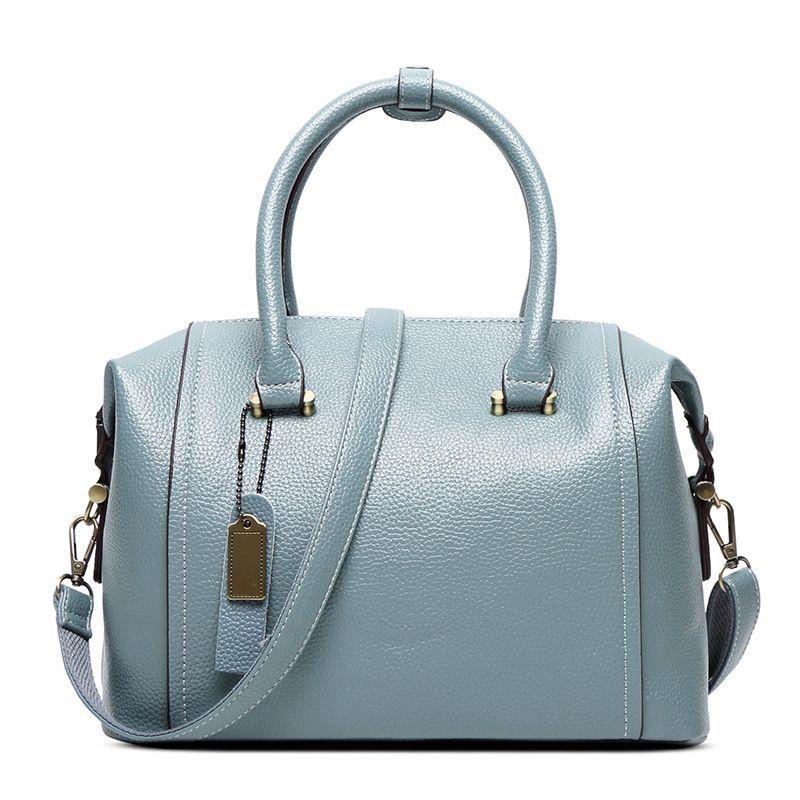 924732b6c77f 2016 new High quality Women s Leather Bags brand design women Fashion  handbag