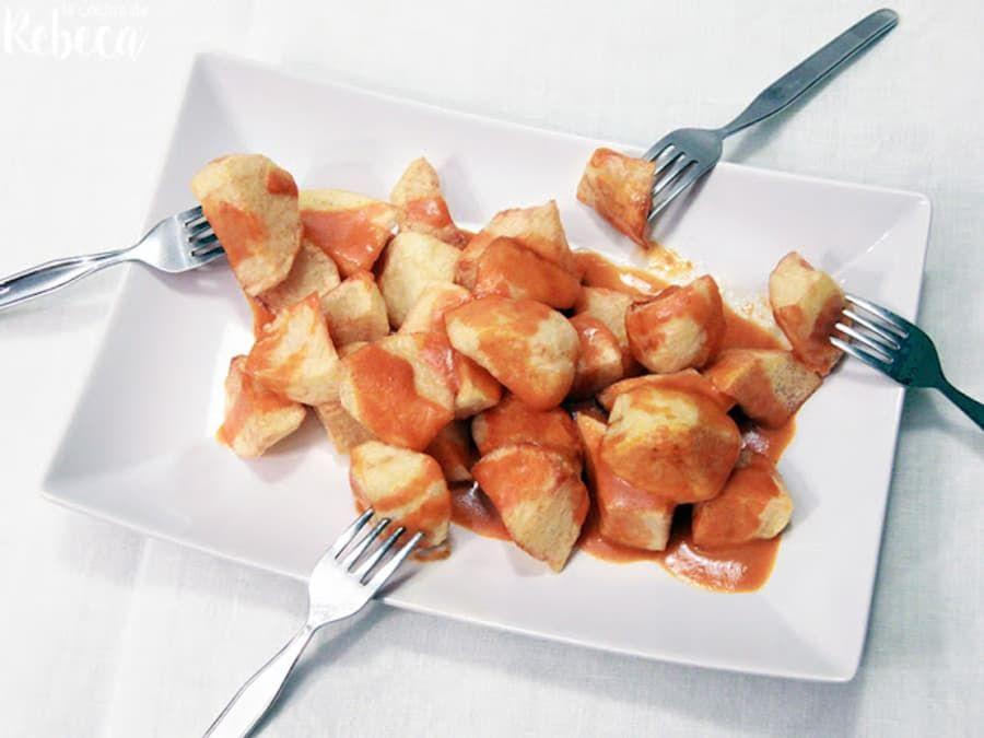 Las Auténticas Patatas Bravas