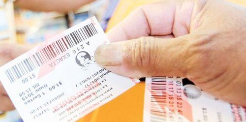 Números ganadores de la Lotería Electrónica (10:00 P.M.) Pega 2:...