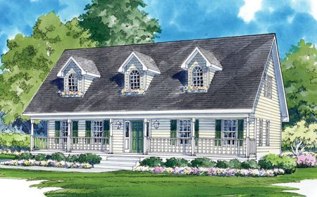 acadian ii floor plan by united bilt homes my dream home house rh pinterest com