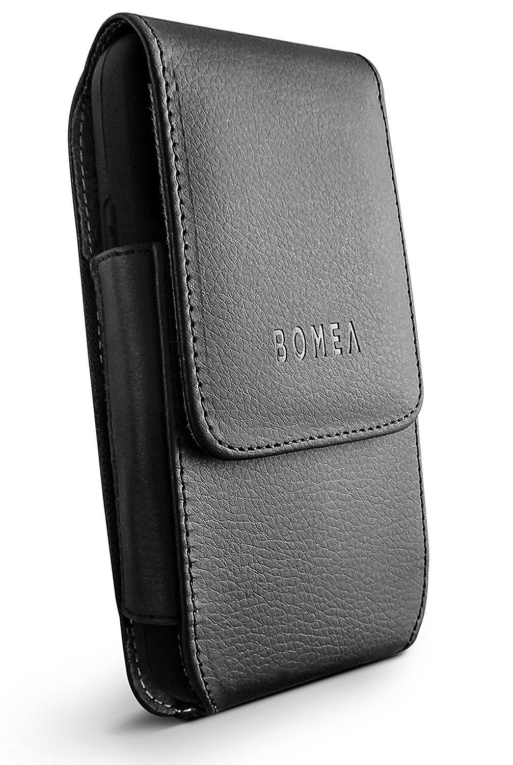 low priced 25a60 5facb iPhone 8 Case, iPhone 7 6 6s Holster, Bomea Leather iPhone 6s 7 8 ...