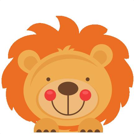 peeking lion svg scrapbook cut file cute clipart files for rh pinterest co uk cute lion clipart free cute lion face clipart