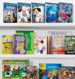 Target Buy 2 Get 1 Free Board Games Puzzles Books Movies