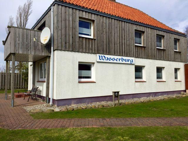 Ferienhäuser Thomsen - nur 800m von der Ostsee mit Balkon