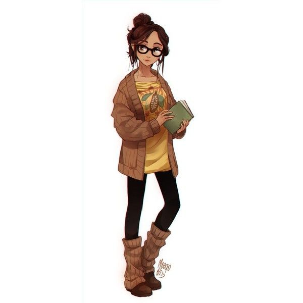 Cocoa Fullbody By Meago Liked On Polyvore Featuring Anime Girl Cartoon Character Design Cartoon Drawings