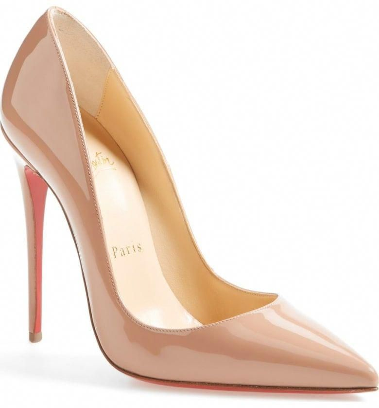 b7dd04fda409 Free shipping and returns on Christian Louboutin  So Kate  Pointy Toe Pump  (Women