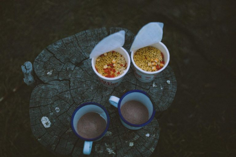 10+ Easy Camping Meals To Make On A Road Trip images