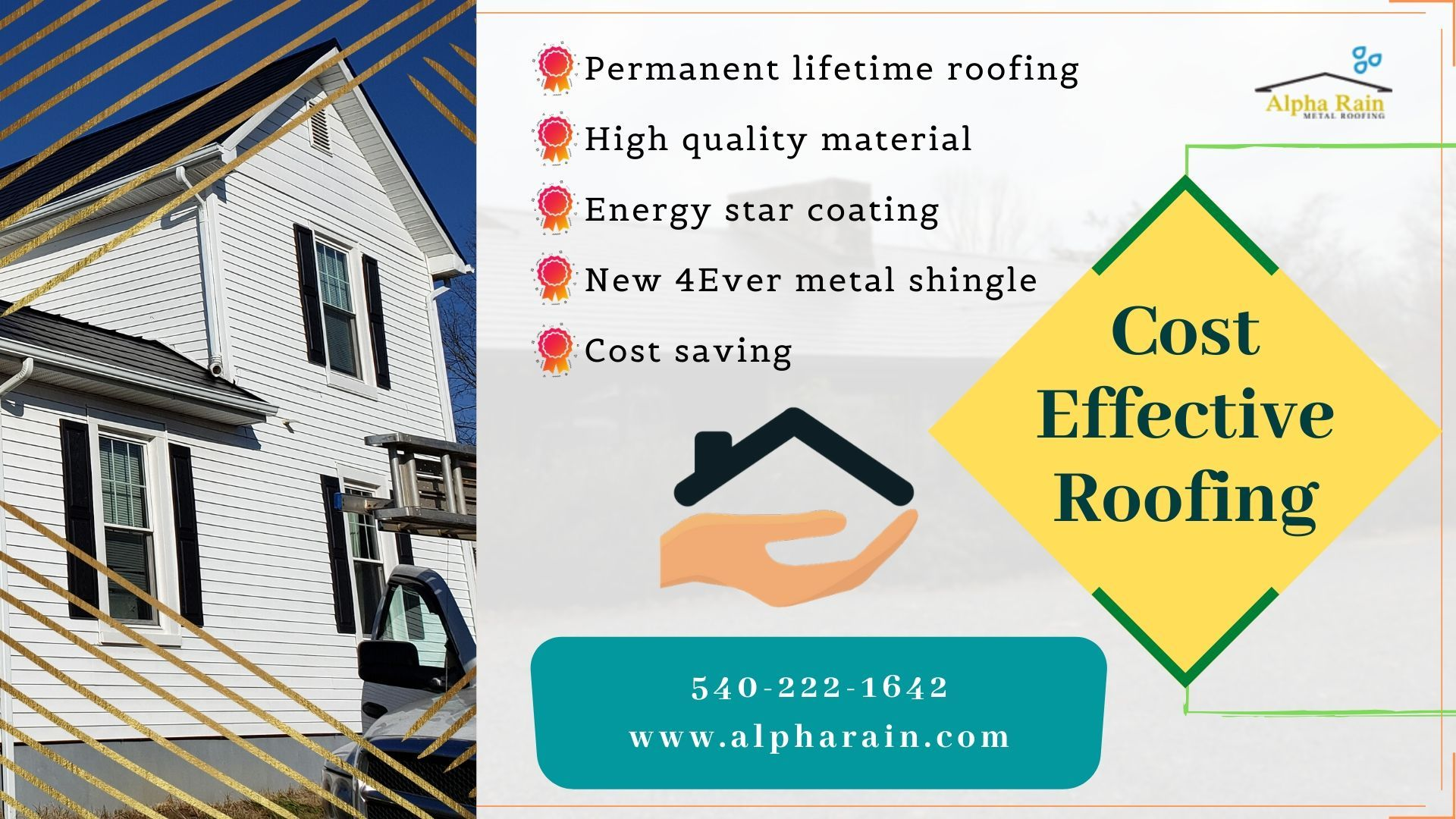 Installing Gorgeous Metal Shingle At Economical Pricing As Asphalt Shingles Made With High Quality Fillers That Ca In 2020 With Images Metal Shingles Metal Shingle Roof Shingling