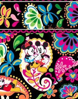 30a6703aeded Vera Bradley fan  Check out the new Disney Vera Bradley patterns! (article)