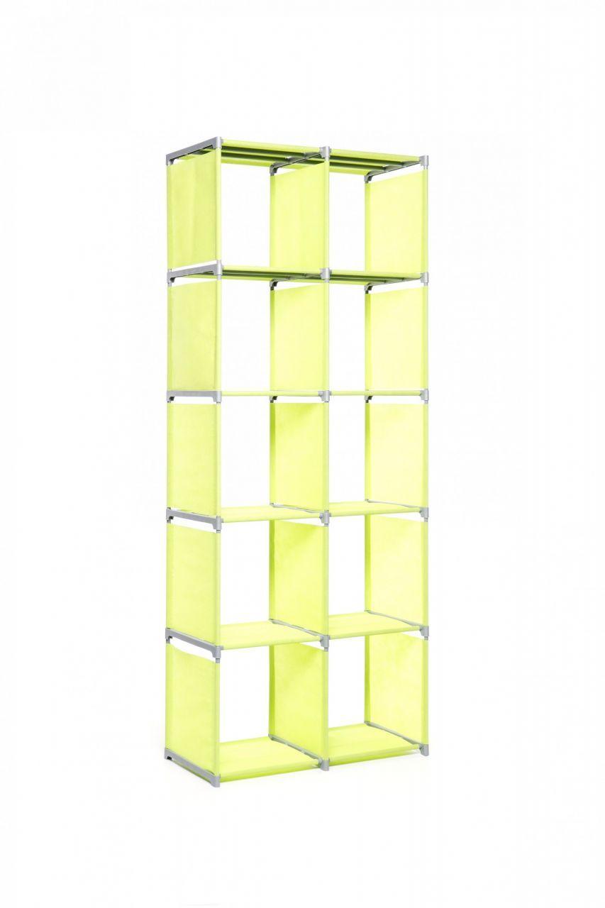 Blickfang Schöne Wohnwände Ideen Von Finori Quicktec 10er Regal Apfelgrün Jetzt Bestellen