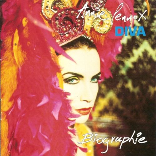 4165 annie lennox diva cd album france pd75326 - Annie lennox diva album ...