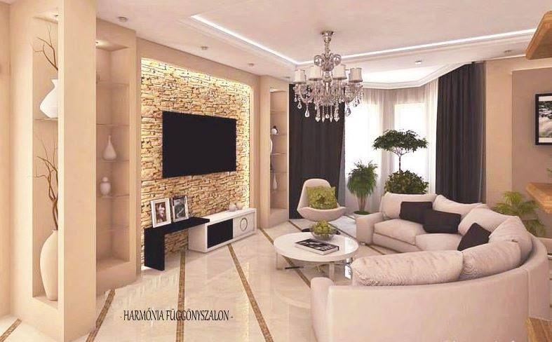 Nappali berendezési ötletek - MindenegybenBlog  Házak-Nappali  Pinterest