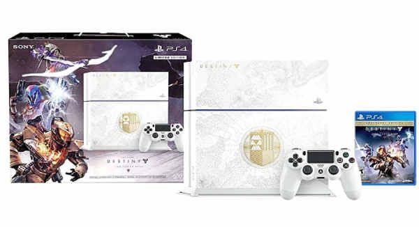 Liverpool Consola PlayStation 4 500 GB Sony + Destiny Taken King