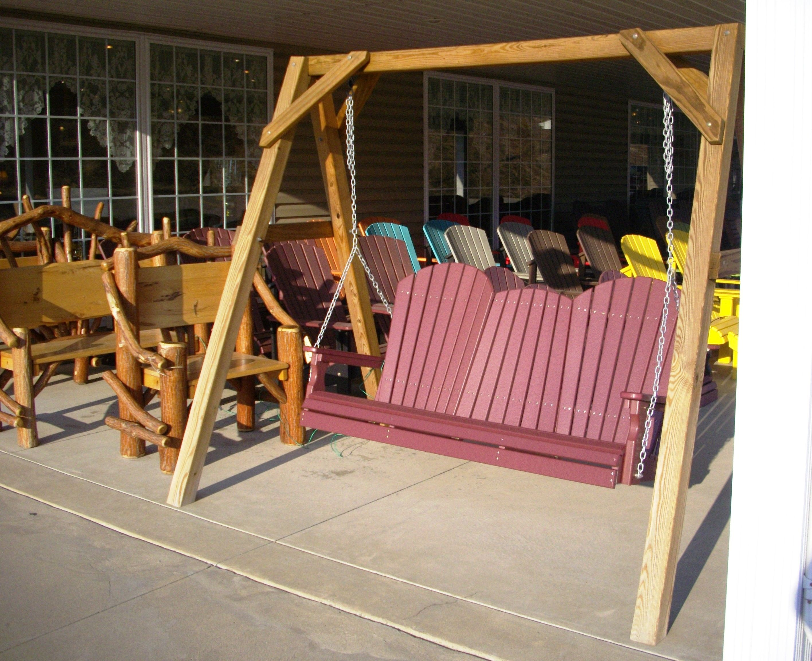 New Inventory Of Outdoor Furniture Has Arrived At The