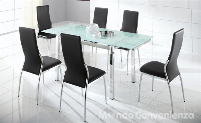 Moderna - Tavoli e sedie - Moderno - Mondo Convenienza   Villa ...