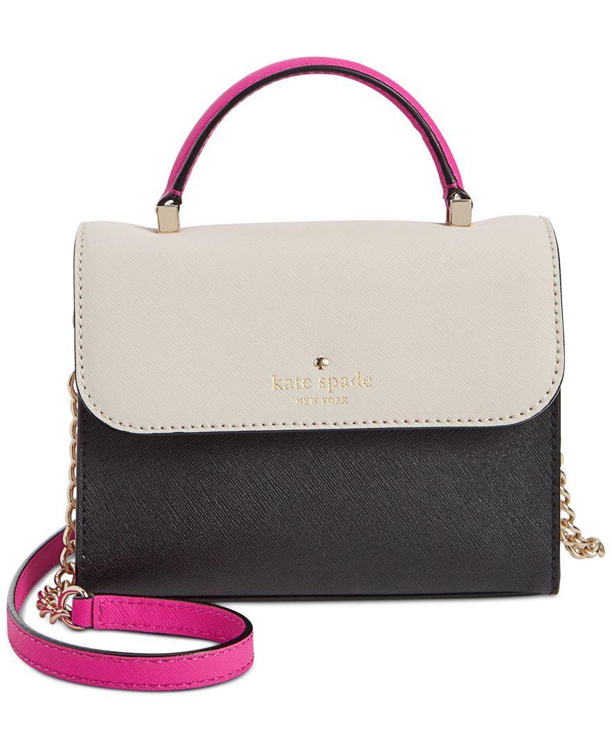 Kate Spade New York Mini Nora Flap Bag Handbags