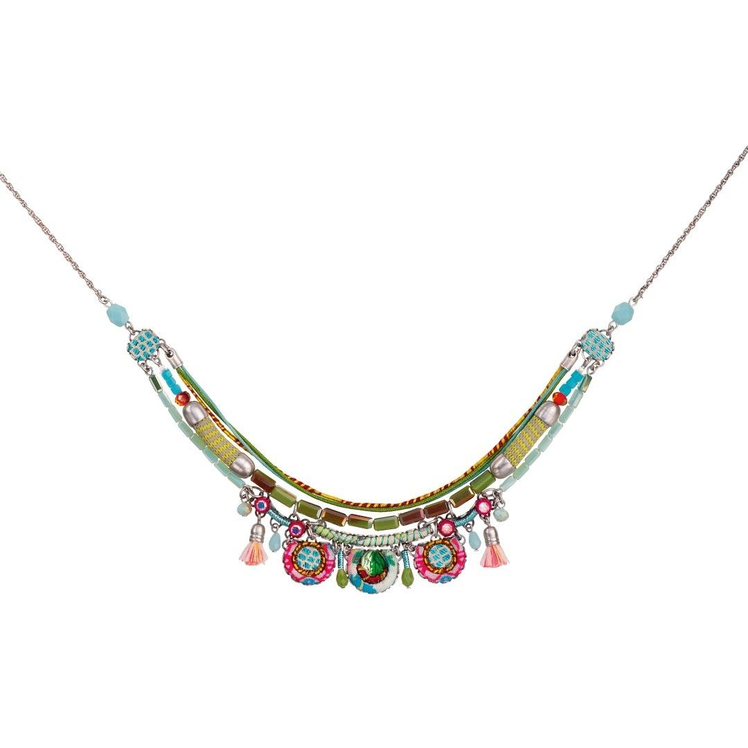 Ayala Bar Hip Collection Spring Summer 2017  Florence Muse Necklace