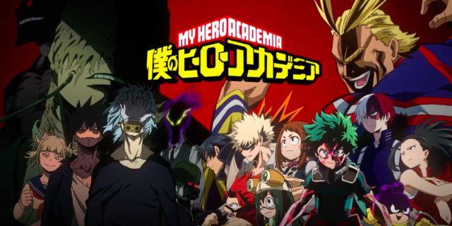 My Hero Academia Releases Season 3 Teaser Trailer My Hero Boku No Hero Academia My Hero Academia