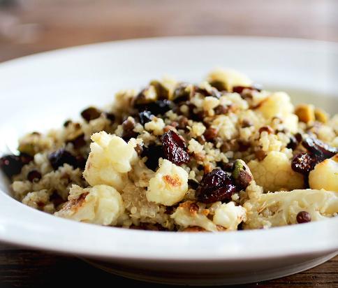 quinoa lentil pilaf #glutenfree #healthy