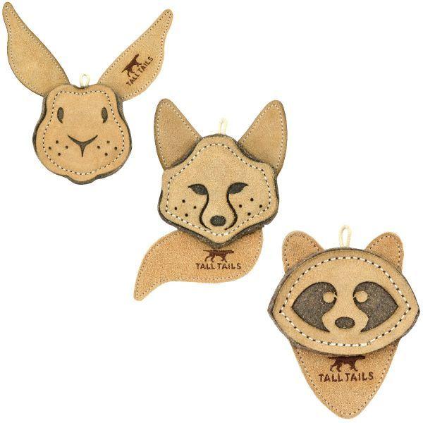 Natural Leather Dog Toys Play Plush Dog Toys Tough Dog Toys