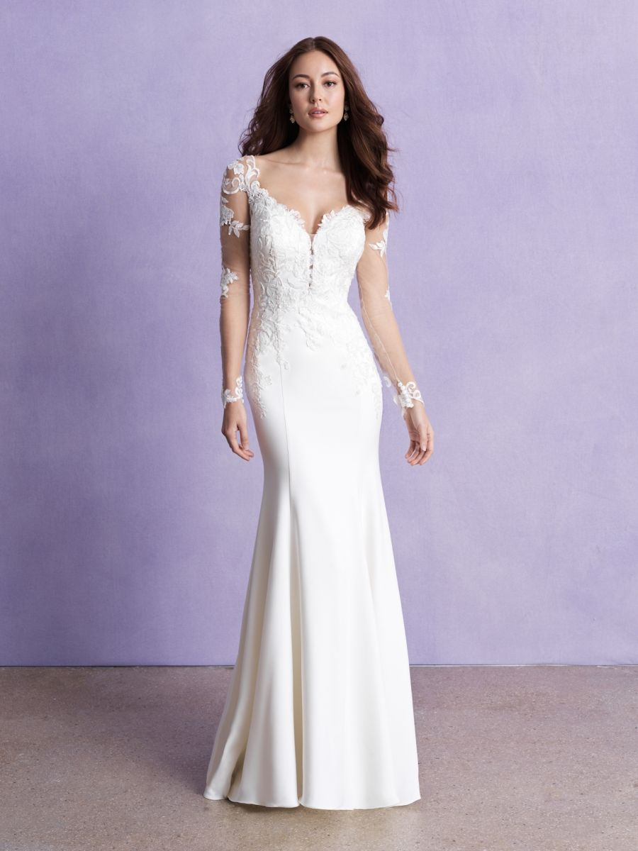 Pin On Wedding Gowns With Sleeves
