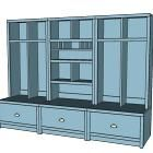 Hailey Towers for the Storage Bed System