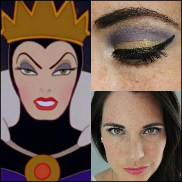 Evil Queen Eye Makeup Tutorial Minute With Mary Evil Queen Makeup Snow White Makeup Eye Makeup Tutorial