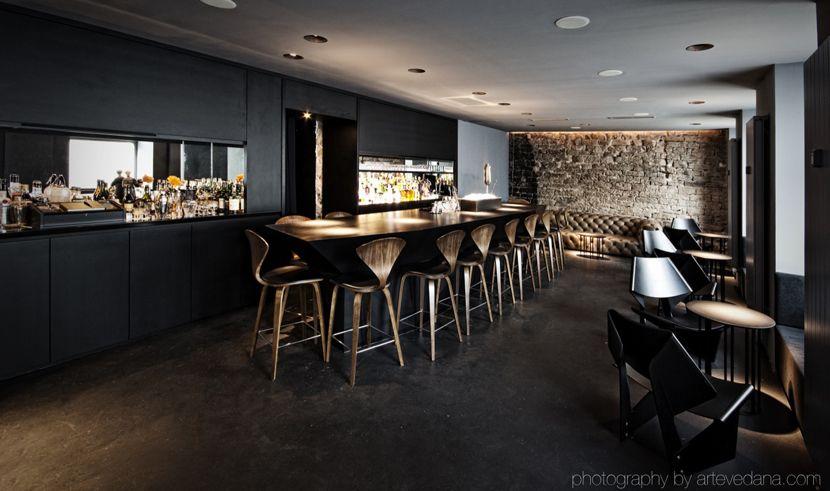 Walon, Rosetti \ Cie - Bar \ Grill - Moselstrasse 15 Frankfurt - heimat küche bar
