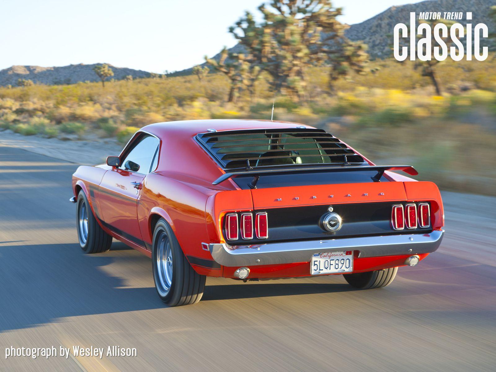 1969 Ford Mustang Boss 302 Wallpaper Gallery Motor Trend Classic Ford Mustang Ford Mustang Boss 302 Ford Mustang Boss