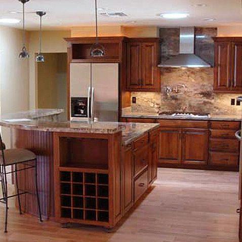 Kitchen Remodeling in Phoenix & Scottsdale ` - traditional - kitchen ...