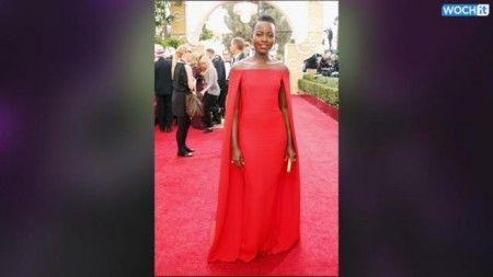 Oscar Winner Lupita Nyong'o Named People's Most Beautiful Woman